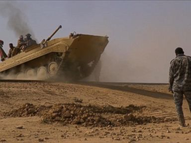 WATCH:  The Road to Mosul: Embedded With the Iraqi Army