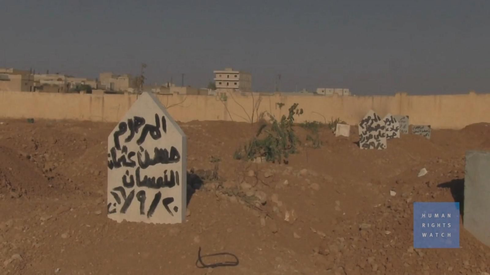 VIDEO: Booby Traps Left by ISIS Kill, Injure Hundreds in Syria