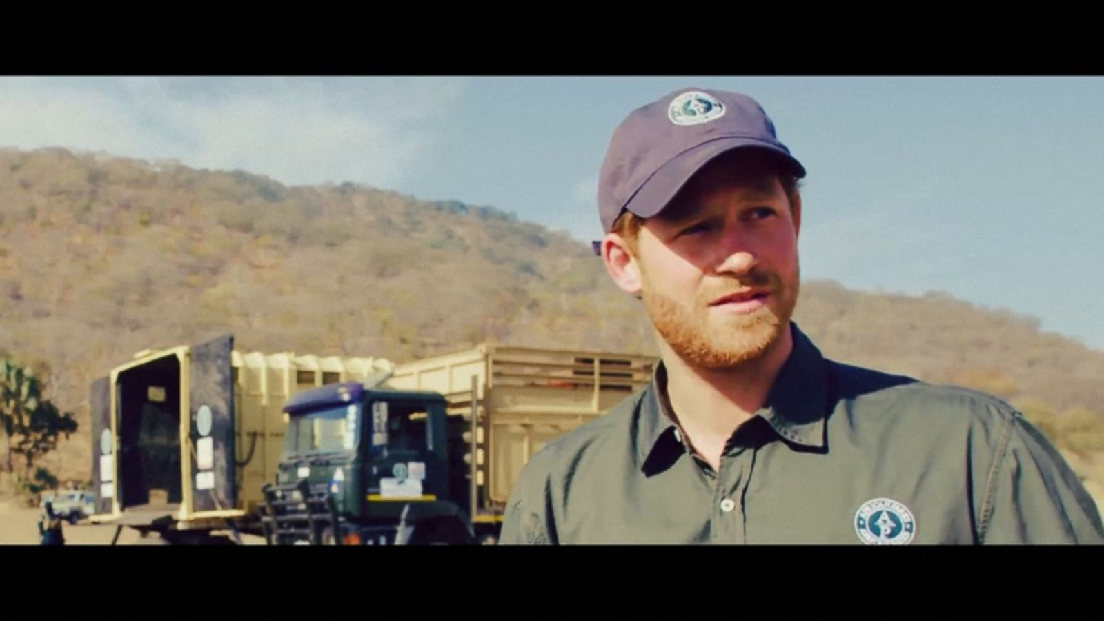 African Parks has released a video and images of Prince Harry's three week stint in Malawi this summer, where he helped with a large scale elephant relocation project.
