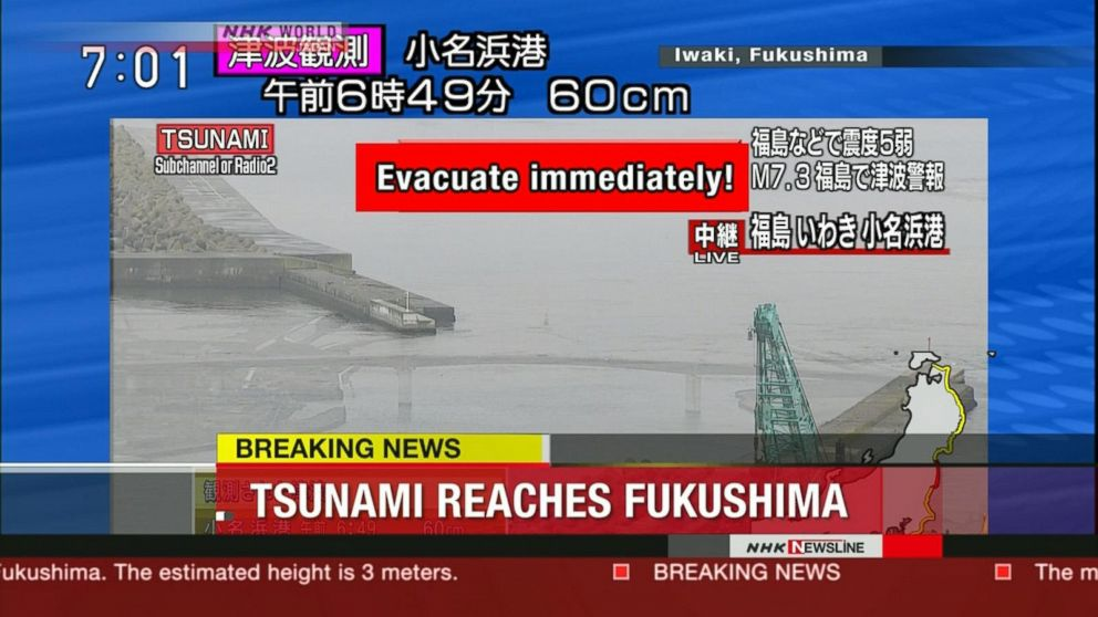 Japan Earthquake Videos at ABC News Video Archive at abcnews.com