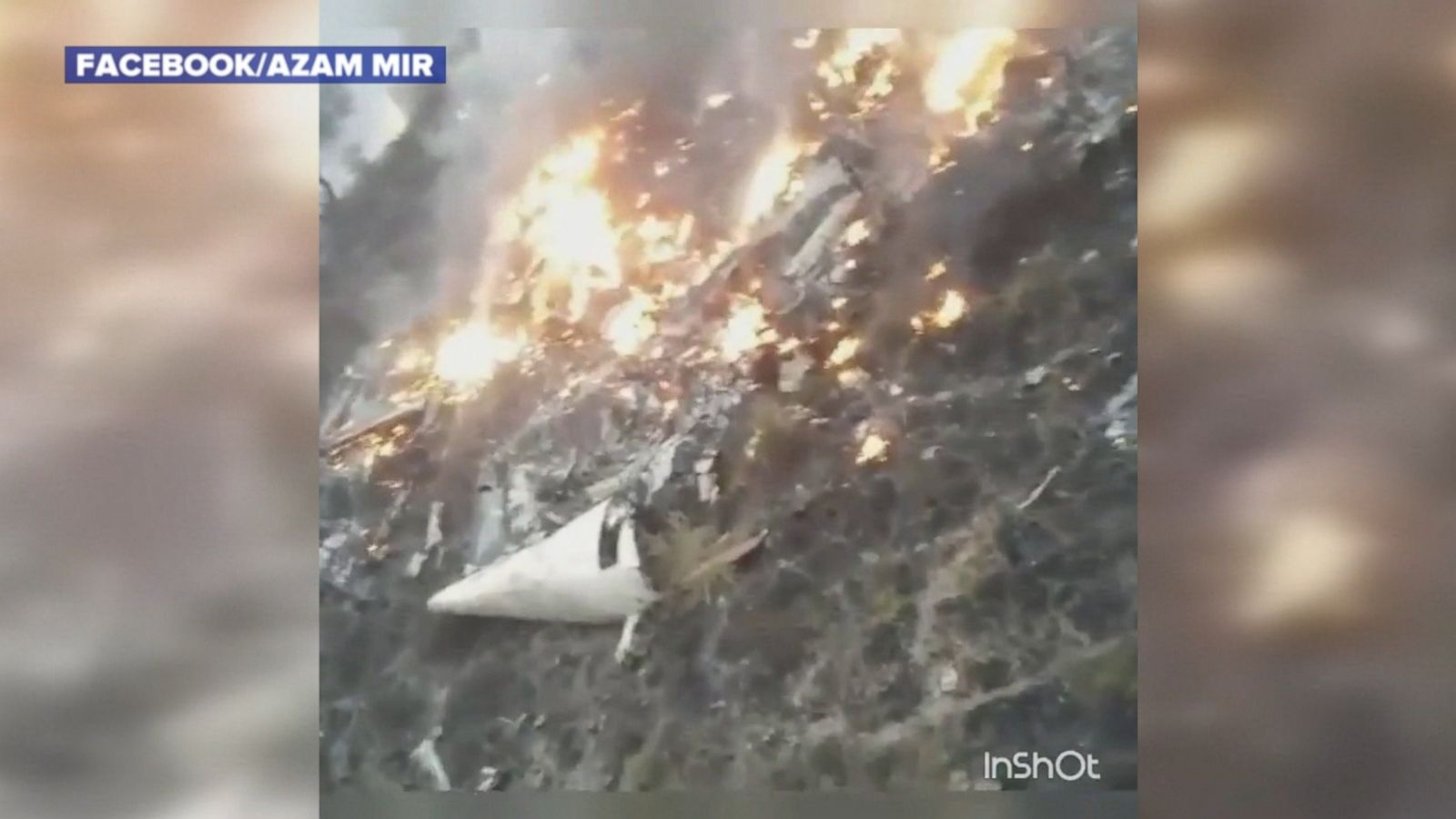 A Pakistan International Airlines flight crashed in Pakistan's Abbottabad district while en route from Chitral to Islamabad on Dec. 7.