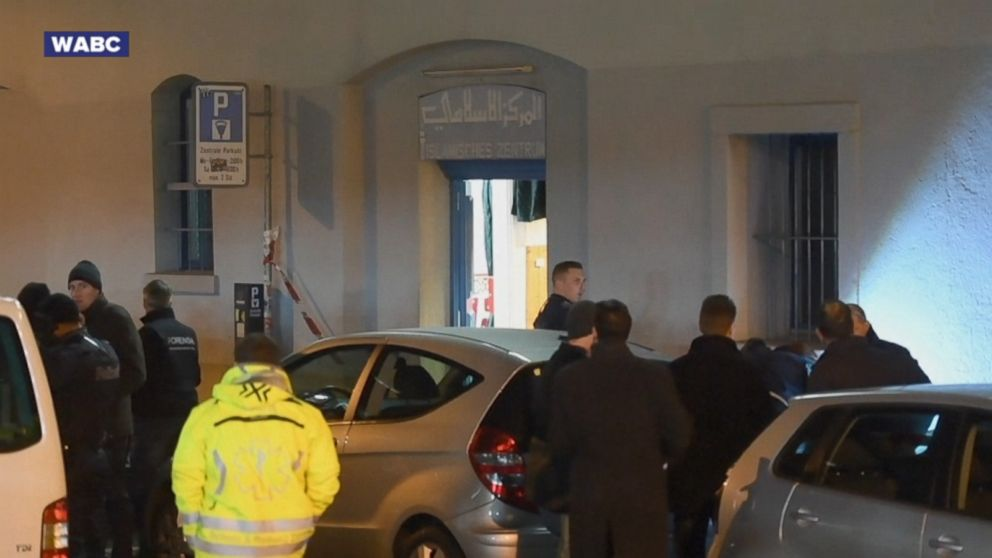 Swiss : No Terror or Far-Right Ties in Zurich  Mosque Attack