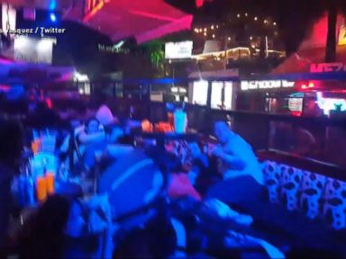 VIDEO: Shooting Reported at EDM Festival in Playa del Carmen, Mexico