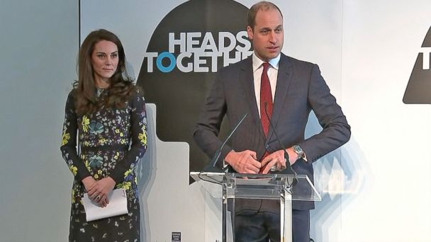 VIDEO: British Royals Want to Raise Awareness of Mental Health Challenges