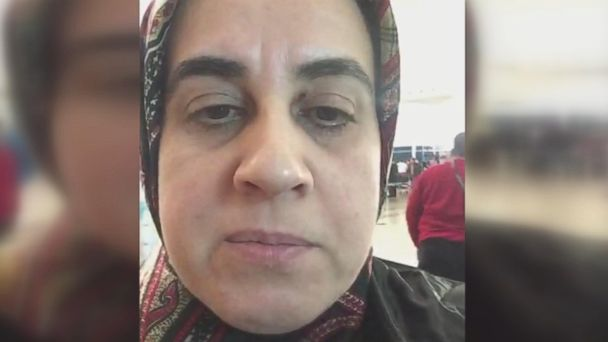 VIDEO: Syrian single mother prepares to reunite with family in U.S.