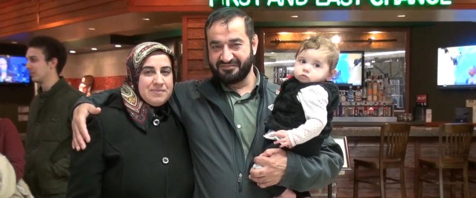 VIDEO: Syrian single mother finally reunites with family in California