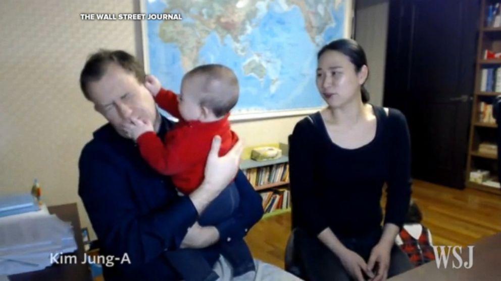 Image result for child distube bbc interview