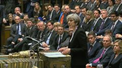 VIDEO: Theresa May told Parliament that British intelligence knew of the attacker.