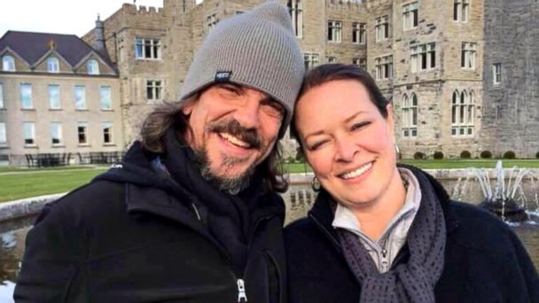 VIDEO: Kurt Cochran was celebrating his wedding anniversary with his wife Melissa.