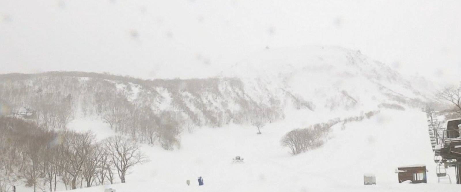 VIDEO: An avalanche at a ski resort in Japan hit several high school students on Monday morning, leaving several injured or feared dead, according to ABC News partner NHK.