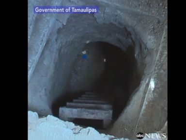 WATCH:  Officials release video of tunnel inmates used to escape prison