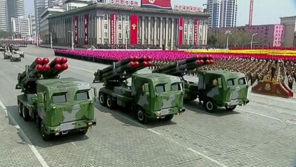 VIDEO:  What the failed nuclear launch means for North Korea