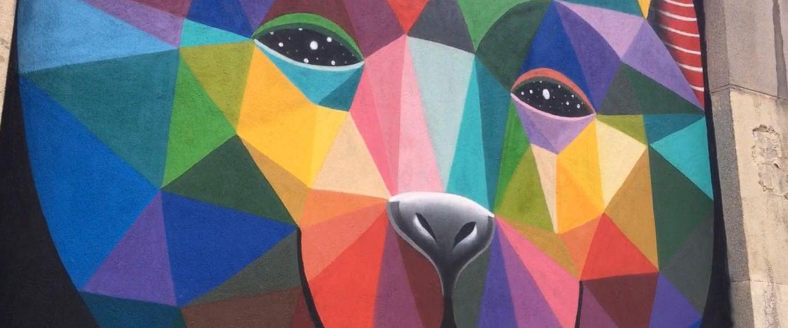 VIDEO: A tour of the Madrid street art scene