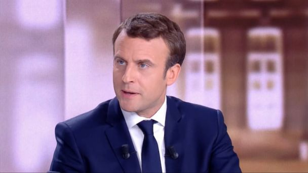 VIDEO: Emmanuel Macron and Marine Le Pen maligned each other for two-plus hours.