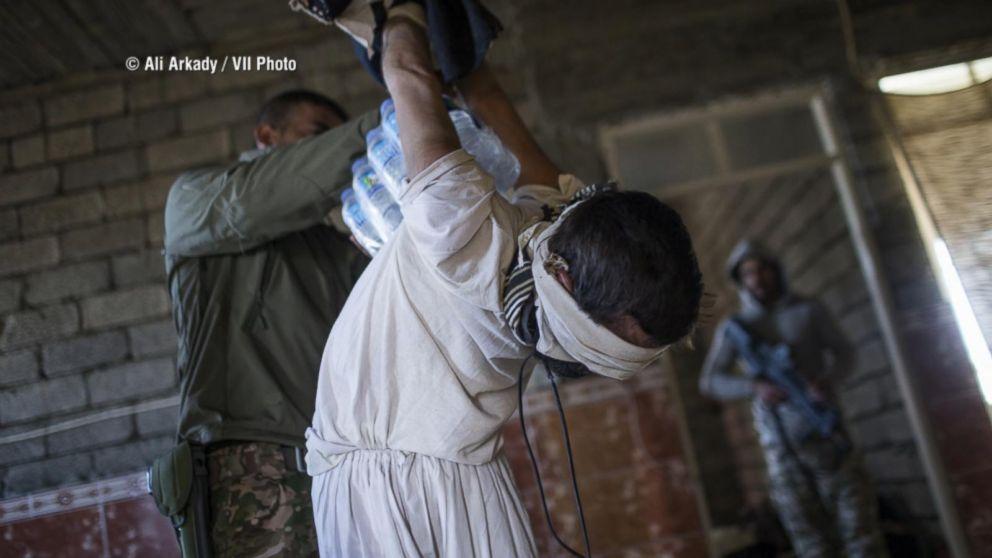 VIDEO:  Scenes of 'sadistic' torture captured on tape