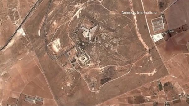 VIDEO: The U.S. is accusing Bashar al-Assad's regime of burning victims' bodies.