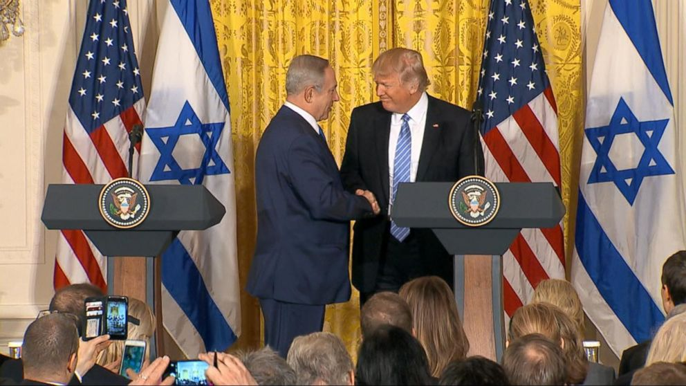 VIDEO: Trump touches down in Tel Aviv, what to expect