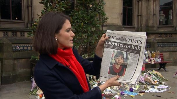 VIDEO: British newspaper covers mourn youngest victim of Manchester bombing