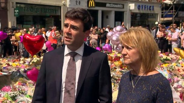 Mayor Andy Burnham called the leaks wrong and disrespectful.