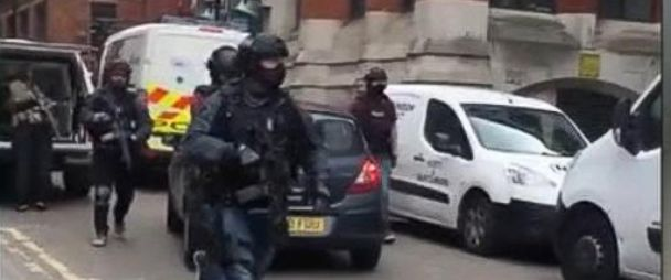 VIDEO: Manchester investigators now searching for a bomb maker on the loose