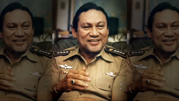 Former Panamanian dictator Manuel Noriega, a onetime U.S. ally who was ousted as Panama's dictator by an American invasion in 1989, died late Monday at age 83.