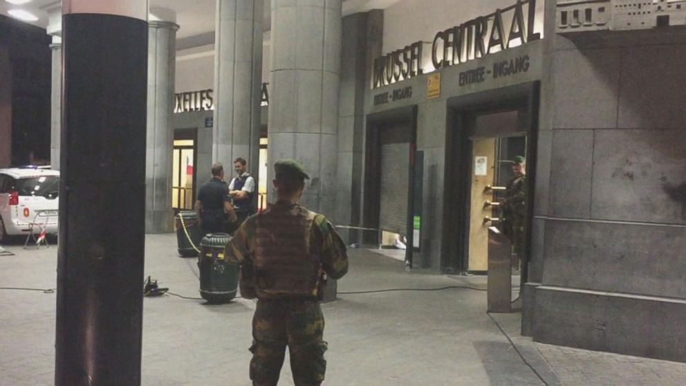 VIDEO: Brussels Central Station reopens after explosion