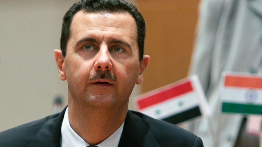 VIDEO: The White House issued a strong warning to the Syrian government.