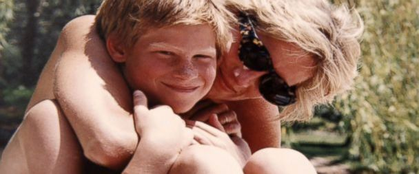 VIDEO: Prince Harry reminisces about his mother's laugh and young spirit