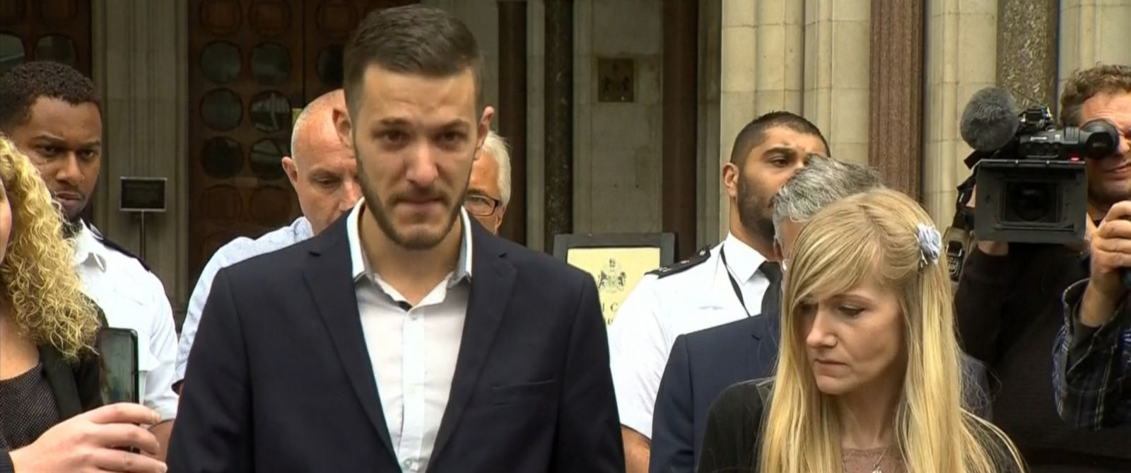 VIDEO: The parents of Charlie Gard have decided not to go forward with their efforts to take him to the United States for treatment after an assessment from a U.S. doctor.