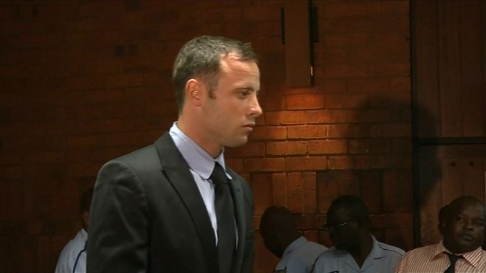 Oscar Pistorius on oscar pistorius convicted of murder over the