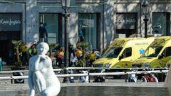 VIDEO: SPECIAL REPORT: 13 dead, over 50 injured in Barcelona terror attack