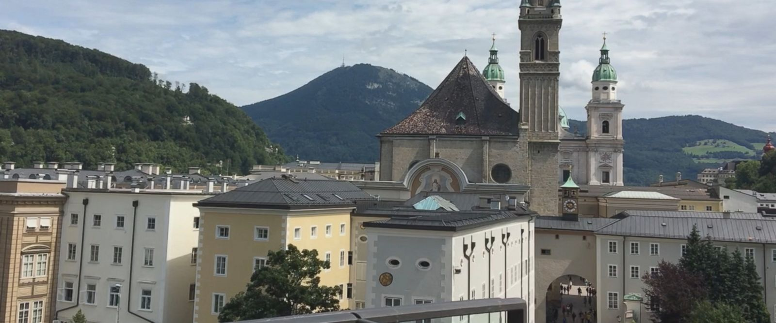 VIDEO: The Salzburg festival