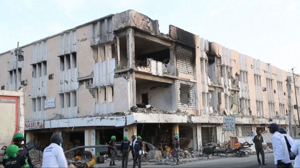 US father of 3 killed in worst terror attack in Somalia's  history