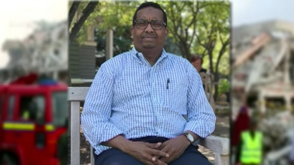 US father of 3 killed in Somalia  was refugee who arrived there hours before attack
