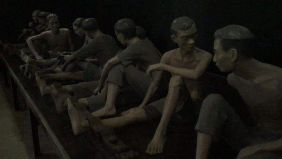 Inside the 'Hanoi Hilton' prison that housed John McCain