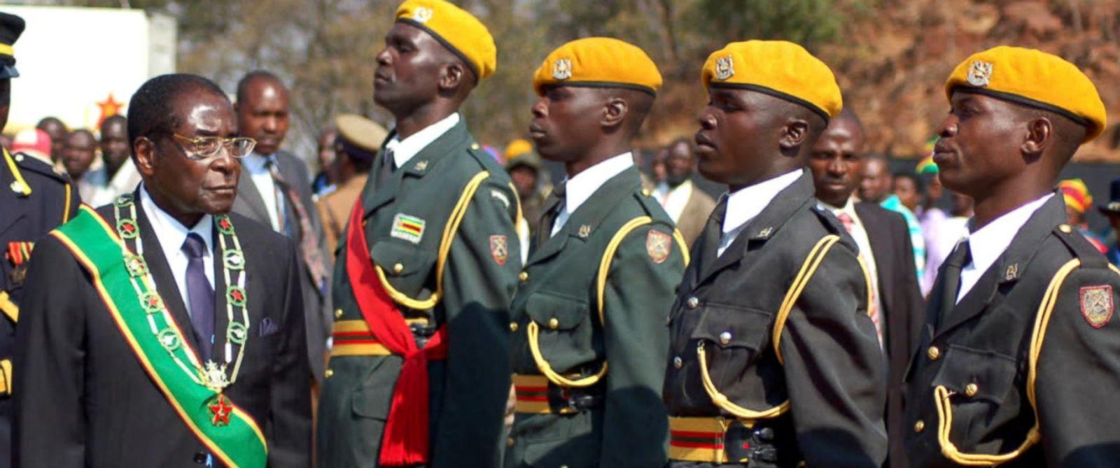 VIDEO: Who is Robert Mugabe?