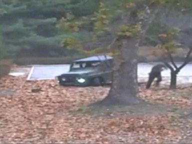 Dramatic video shows North Korean defector shot 5 times, pulled to freedom