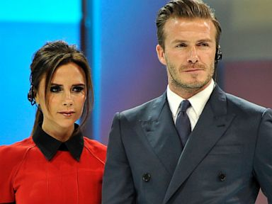Here's the Dress Victoria Beckham Wore for 'First Date With David'