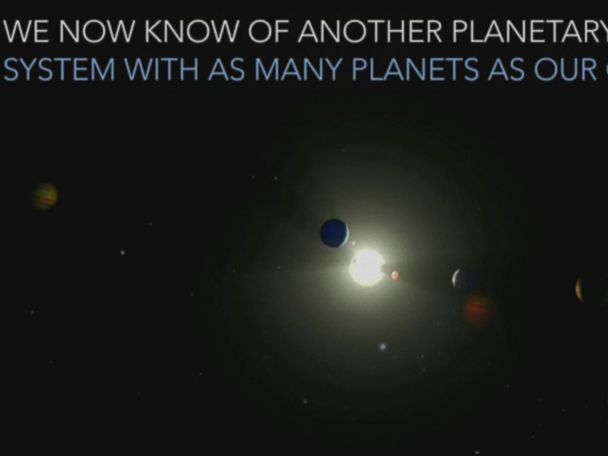 WATCH:  Distant star's planet discovered via AI
