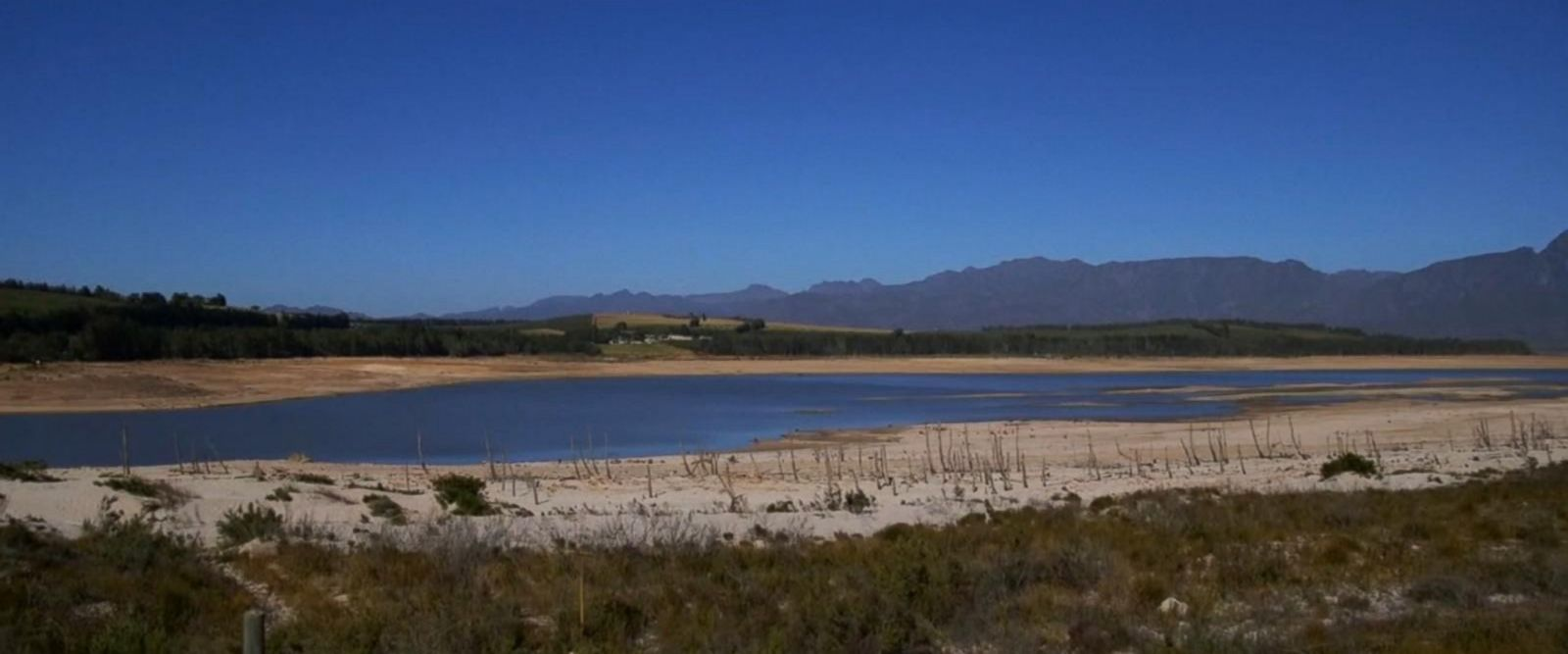 VIDEO: Cape Town could run out of water in 94 days unless it starts raining -- a lot.