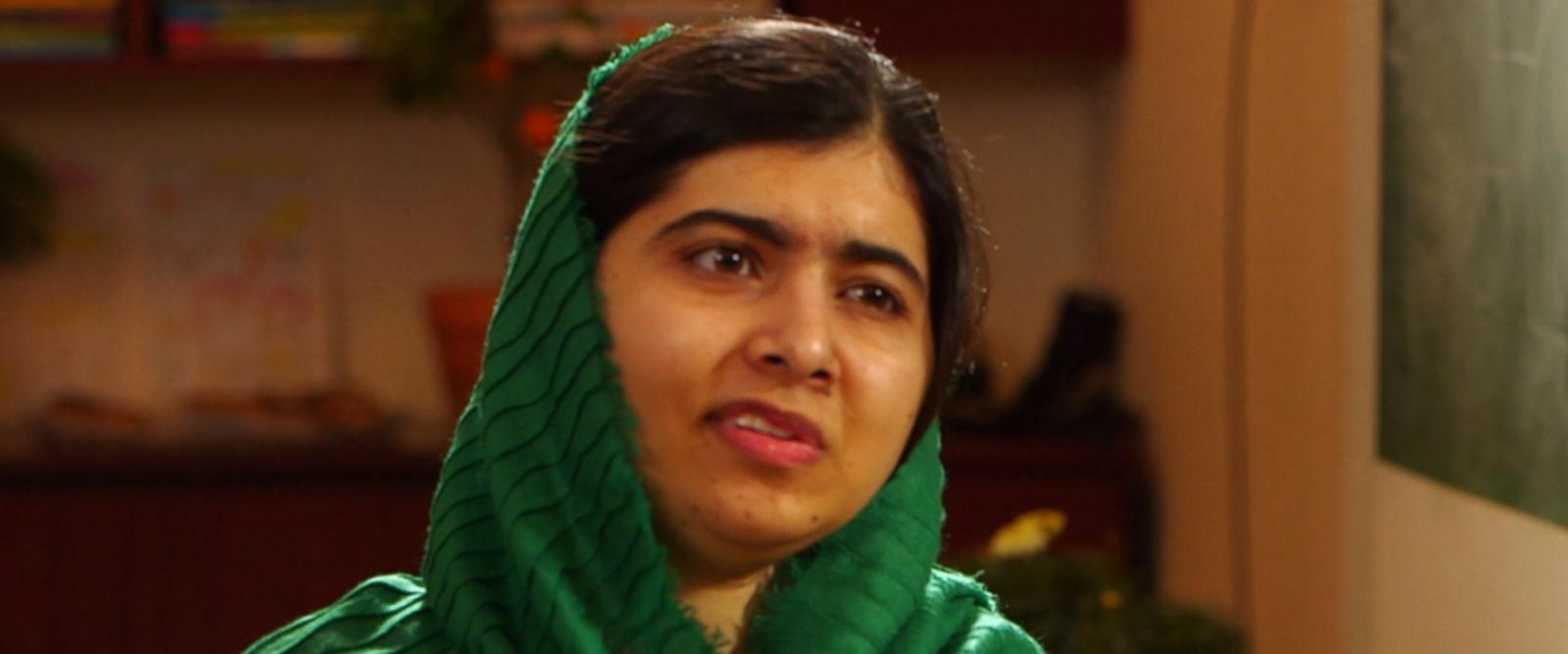 VIDEO: Apple's Tim Cook and Malala Team Up