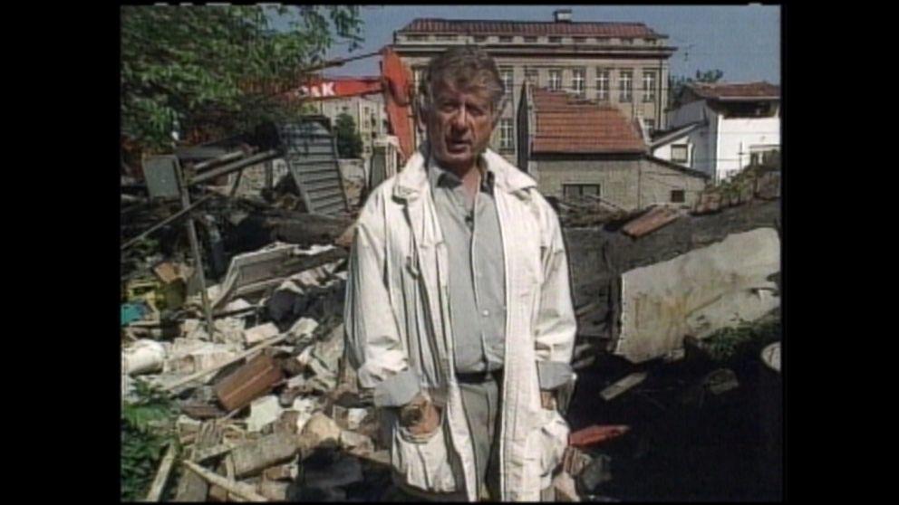 The 1999 crisis in Kosovo