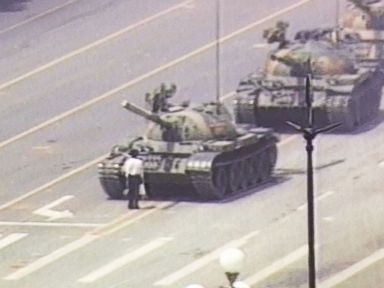 Tiananmen Square Tank Man: His Memory Lives On
