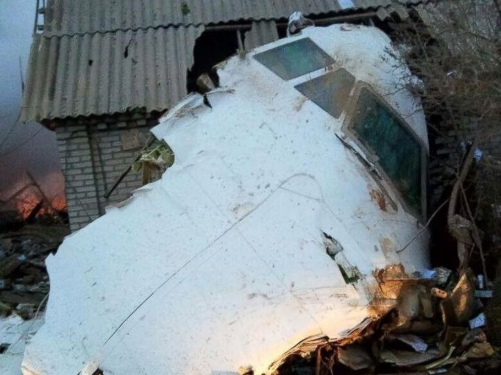Cargo Plane Crashes in Kyrgyzstan, Killing 37