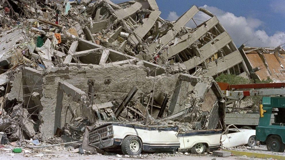 the 1985 mexico s earthquake Mexico city's 1985 earthquake september 18,  1985 in mexico city, mexico an earthquake registering 81 on the richter scale hit central mexico on september 19, .