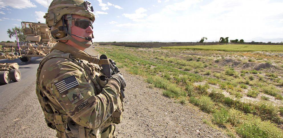 "PHOTO: ""Nightline"" , U.S. Army Staff Sergeant Chad Joiner, 31, roadside bomb blasts."