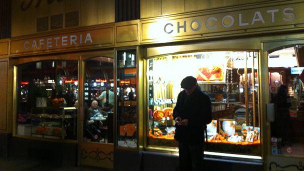 ABC Auer chocaltier kirit radia jt 131123 16x9 608  Kerry Traps Geneva Shoppers to Buy His Wife Chocolates