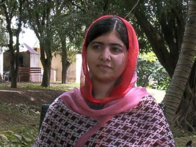 Malala's Mission: 'Bring Back Our Girls, Now and Alive'