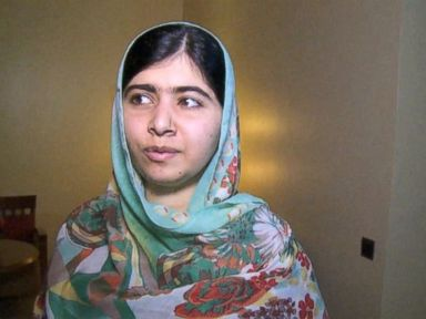 PHOTO: Malala Yousafzai is using social media to highlight the schoolgirls abducted in Nigeria.