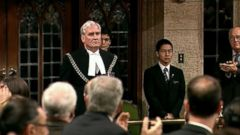 VIDEO: Sgt. at Arms Kevin Vickers was warmly greeted by members of Canadas government in Ottawa.